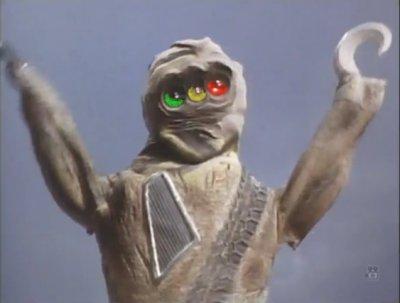 Spectreman monstro semaforo