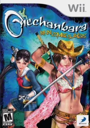Onechambara Bikini Zombie Slayers. Sério mesmo, tem como não ficar curioso com esse título?