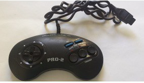 Controle pro-2 controle cabo twisted cacheado