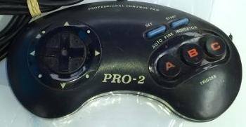 Controle Mega Pro-2 importado