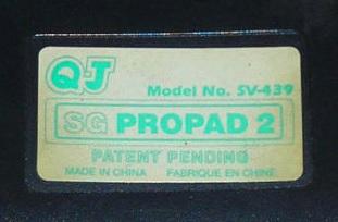 Propad2 Model