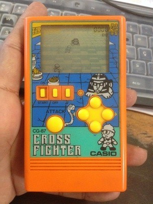 Cross Fighter Casio CG-87